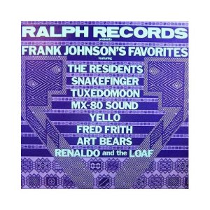 Ralph Records compilation record