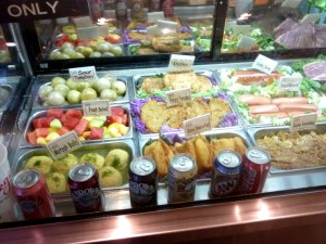 Carnegie food items