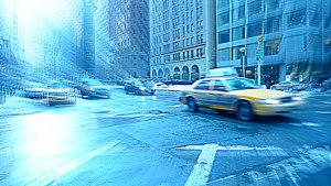 cab blue
