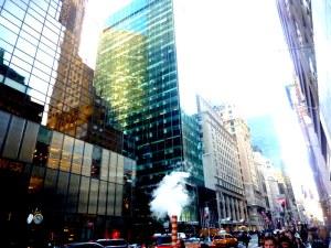 street steam