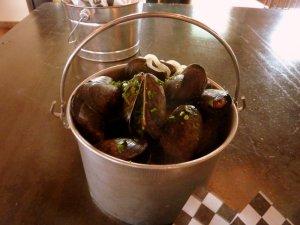 Newburgh Cream Ale Mussels