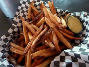 Rosemary & Garlic fries